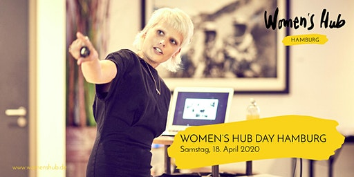 WOMEN'S HUB DAY HAMBURG 18. April 2020