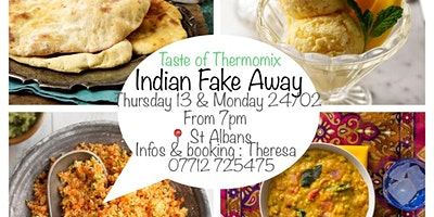 St Albans - Indian Fake Away - Taste of Thermomix