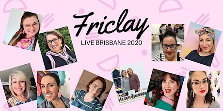 FRICLAY LIVE - Make + Take Charity Event tickets