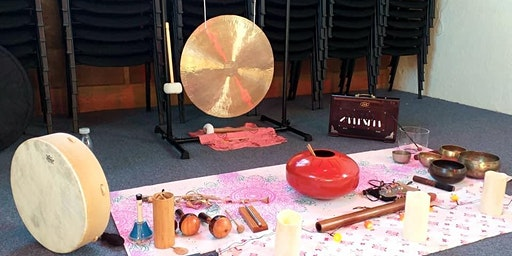 Sunday Pm Sound Bath Chill
