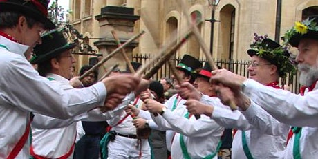 Cotswold Morris dancing lessons tickets