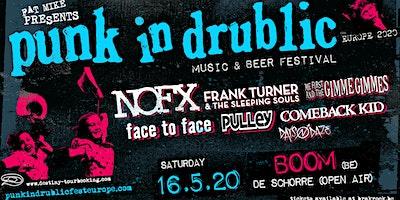 Punk In Drublic Belgium