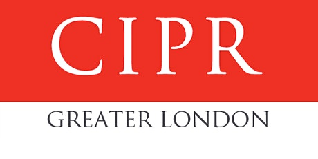 March CIPR Greater London Group #DrinknLink tickets
