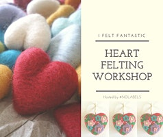 Felt Making - Hearts