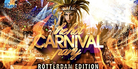 Rotterdam Carnival 2021  - The Hot Carnival Party - Afterparty tickets