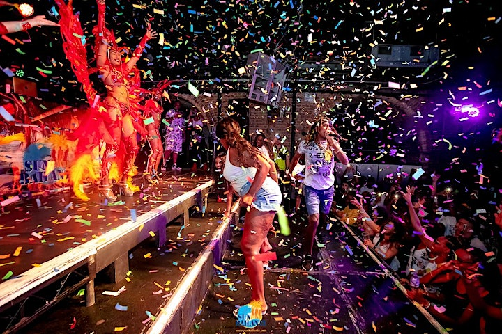 Rotterdam Carnival 2021  - The Hot Carnival Party - Afterparty image