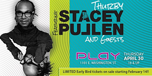 Thurby with techno legend Stacey Pullen