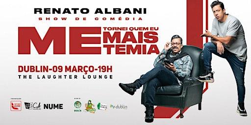 Renato Albani - Sntad Up Comedy - Me tornei quem eu mais temia