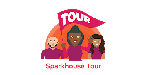 LSFM Industry Week: Tour to Sparkhouse: 2pm