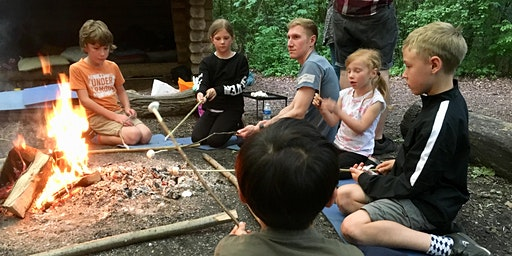 Family Bushcraft Day at Fineshade Wood