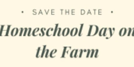 Homeschool Day On The Farm tickets