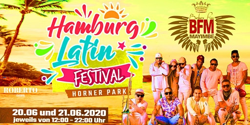 Barbaro Fines y su Mayimbe - Hamburg Latin Festival