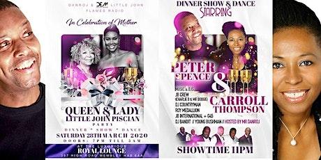 In Celebration of Mother , Queen & Lady + Piscean Birthnight Soir'ee Dinner Show Dance tickets