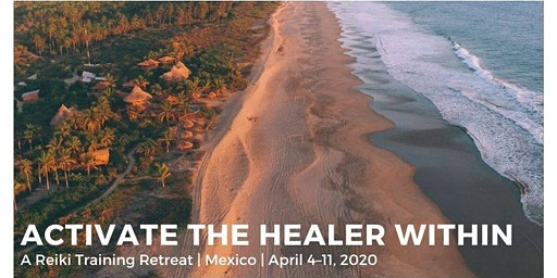Activate the Healer Within: A Reiki Training Retreat