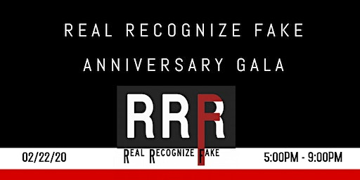 Real Recognize Fake Anniversary Gala