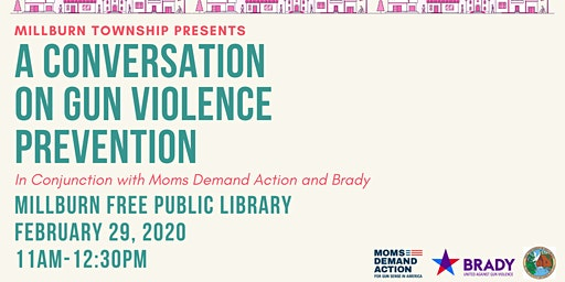 A Conversation on Gun Violence Prevention