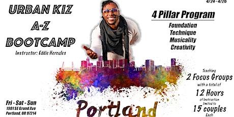 Urban Kiz A-Z Weekender: Portland tickets