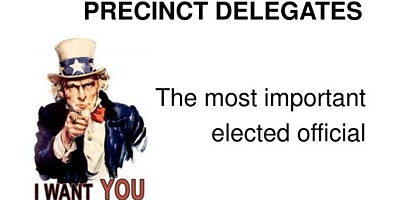 Precinct Delegate/Grassroots Activist Training 101