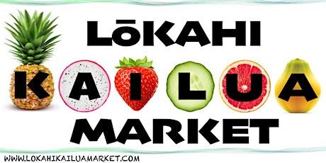 Lōkahi Kailua Market tickets