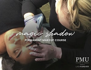 Magic Shadow (Brow Shading) Artistry Course tickets