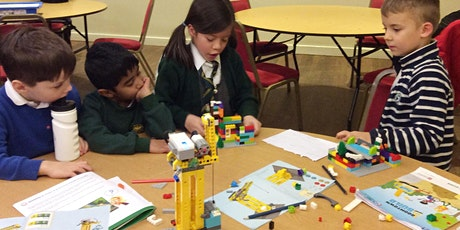 BoomTown Build - Lego Robotics Half Term Club - Catford tickets
