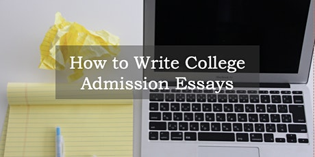 FREE College Essay Seminar! tickets