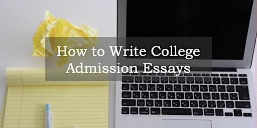 FREE College Essay Seminar!