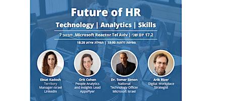 Future of HR | Technology | Analytics | Skills