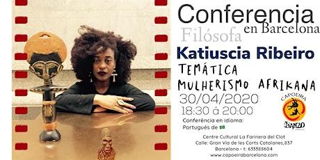 Mulherismo Afrikana en Barcelona entradas