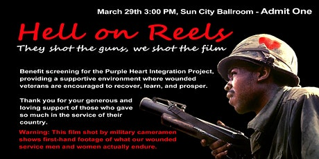 Hell on Reels - They shot the guns, we shot the fi tickets