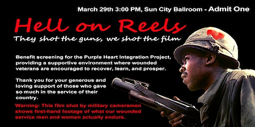 Hell on Reels - They shot the guns, we shot the fi