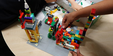BoomTown Build - Lego Robotics Half Term Club -  Lee Green, Lewisham tickets