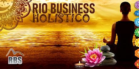 Rio Business Holístico ingressos