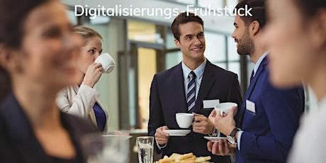 Digitalisierungs-Frühstück - Gespräche rund um die digitale Transformation Tickets