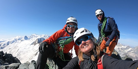 Project Alpine Spirit - the 4000m peaks of the alps tickets