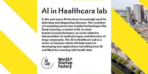 AI in Healthcare Open Innovation | #1 Session - Problem definition