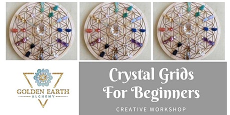 Crystal Grids For Beginners Workshop tickets