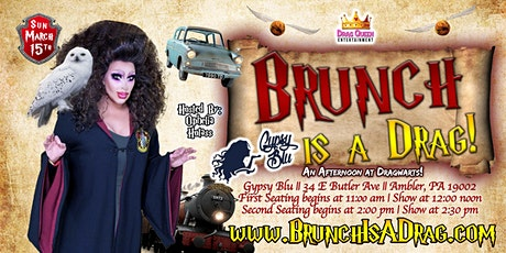 Brunch is A Drag - Harry Potter tickets