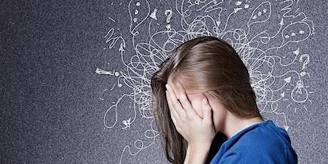 Trastornos de ansiedad y sus correlaciones gráficas entradas