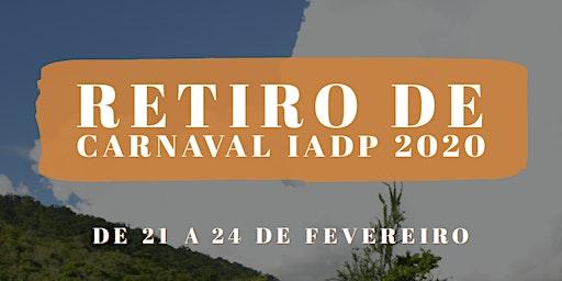 Retiro de Carnaval IADP 2020