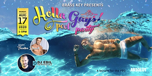 2020 Carnival-Holla Gays Pool Party