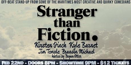 Stranger Than Fiction tickets