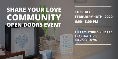 Share Your Love: Open Doors Community Event tickets