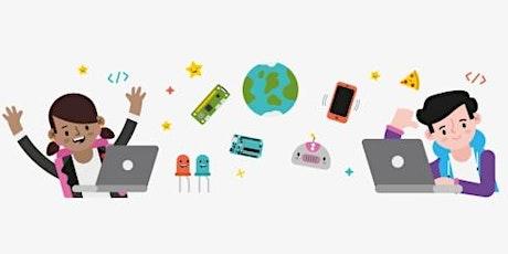 FREE Coding and digital making Dojo at The Signal Box tickets