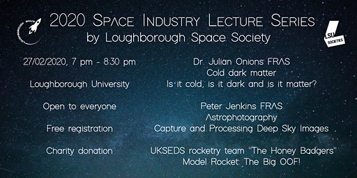 Space Industry Lecture: Deep Sky Images | Cold Dark Matter