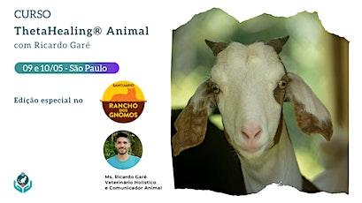 Formação Oficial ThetaHealing Animal no Santuário Rancho dos Gnomos - SP - data a definir ingressos