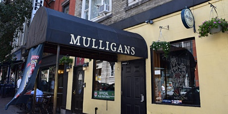 HHH February Happy Hour @ Mulligan's tickets