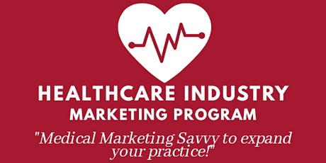 Healthcare Industry Marketing with Rajeeyah Harris tickets