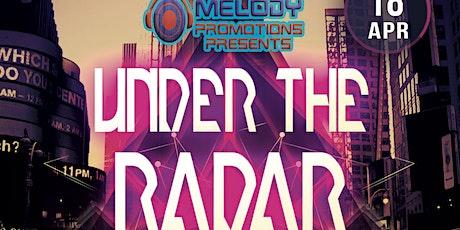 Under The Radar: Live at Wolves Den tickets