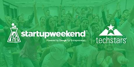 Techstars Startup Weekend Setif 02/20 billets